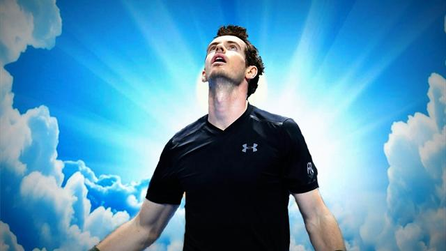 Murray, six mois au paradis