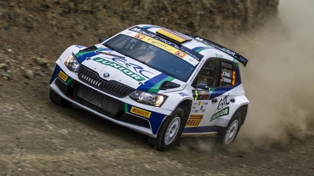 Perfect ERC weekend sets Griebel up for world run
