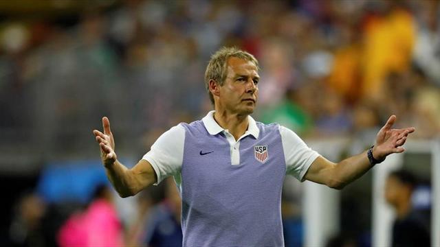 Sustituye Bruce Arena a Klinsmann
