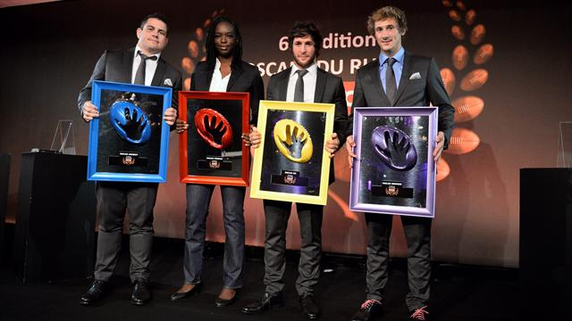 Émotion, rires, souvenirs… le rugby honoré à la 63e cérémonie des Oscars Midi Olympique