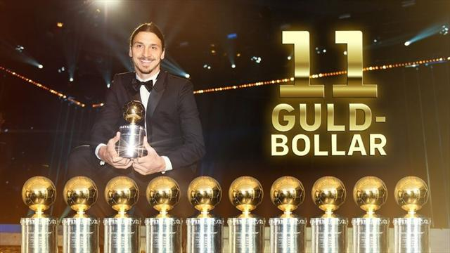 Ibra da sogno: decimo Pallone d'Oro svedese di fila e statua dedicata a Stoccolma