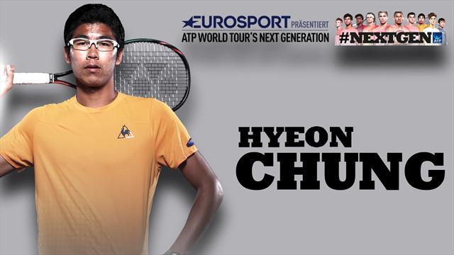 """Toptalent Chung exklusiv: """"Vielleicht Taekwondo-Kämpfer..."""""""