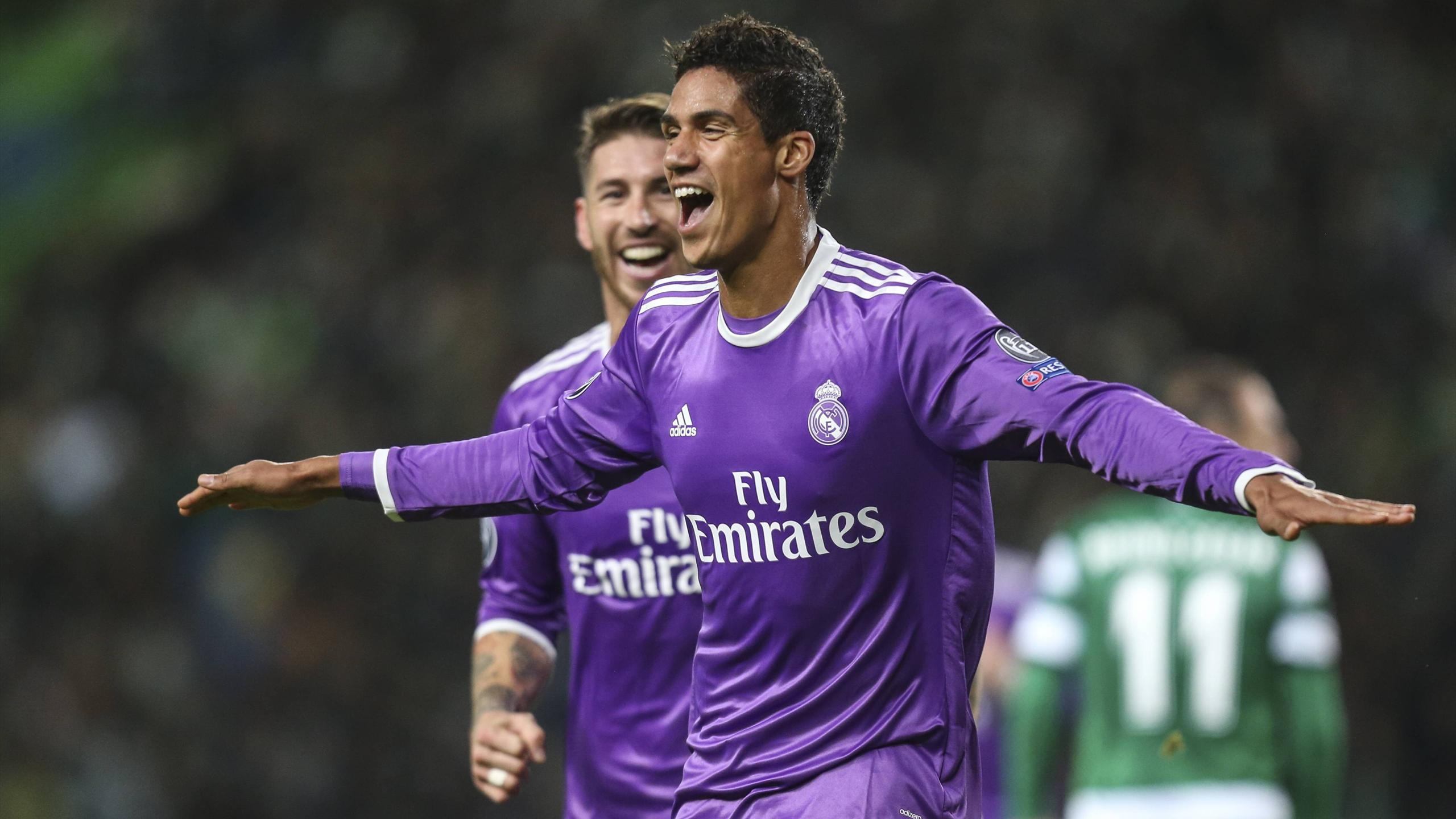 Raphael Varane (Real Madrid)