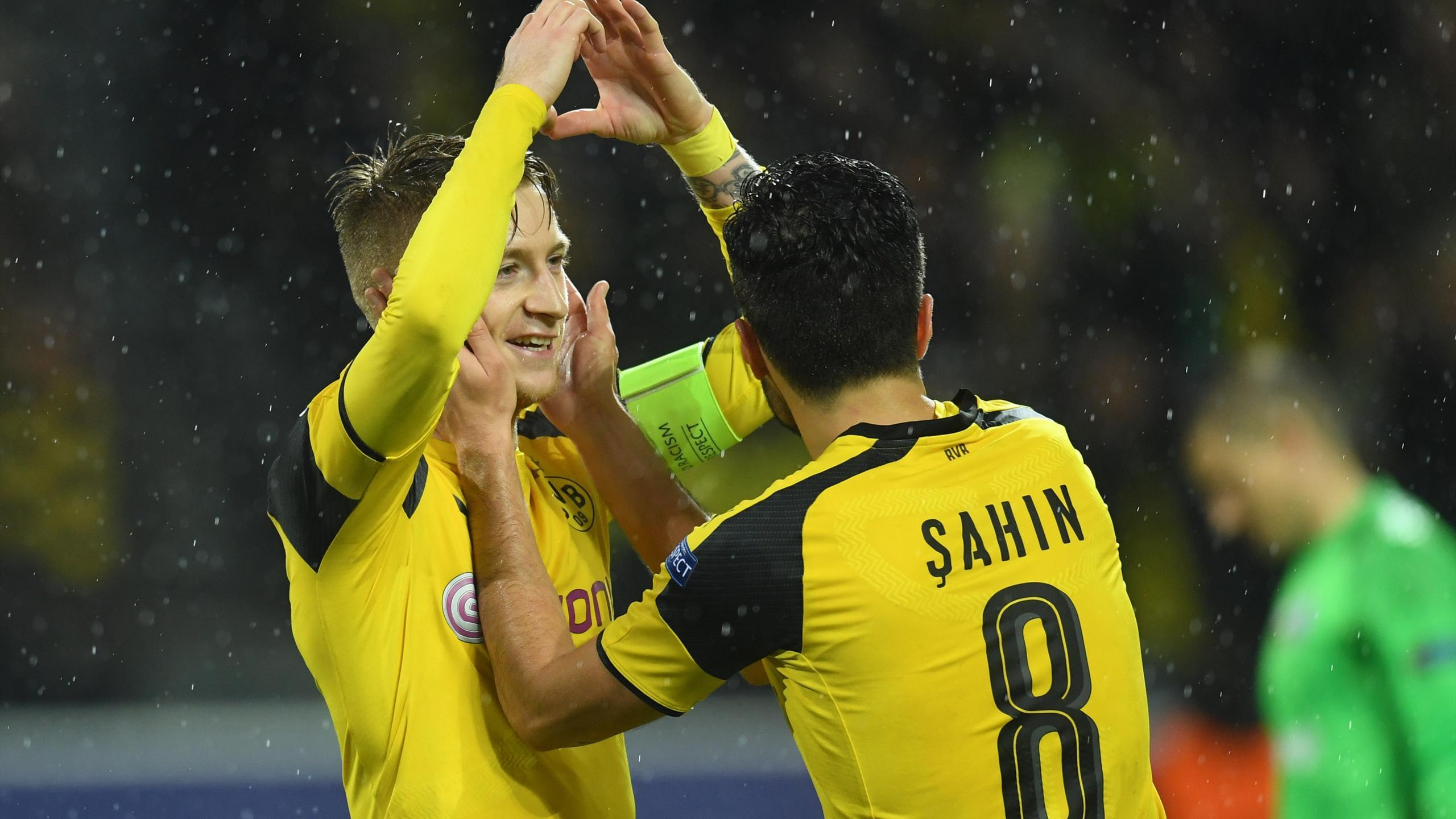Marco Reus & Nuri Sahin (Borussia Dortmund)