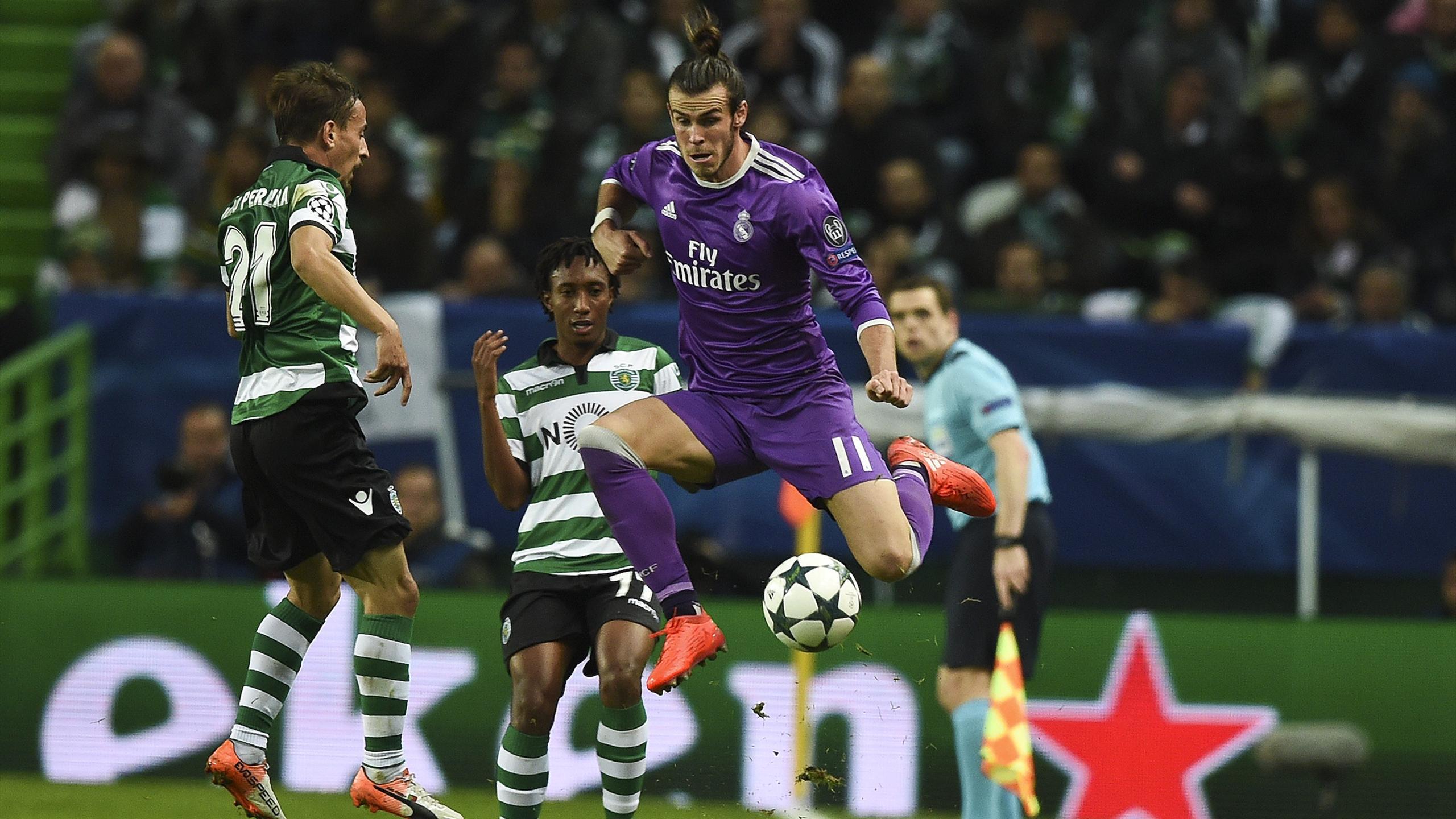 Gareth Bale (Sporting vs. Real Madrid)