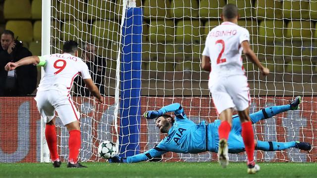 Un penalty arrêté, une parade exceptionnelle : Sans Lloris, Tottenham aurait sombré à Monaco