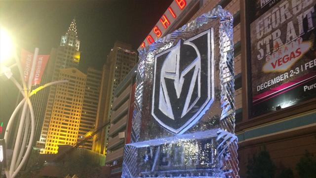 Национальную хоккейную лигу вновом сезоне пополнят «Золотые рыцари Лас-Вегаса»