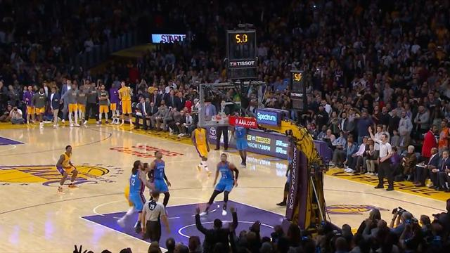 NBA, Young manda ko i Thunder. Gallinari sorride con i suoi Nuggets