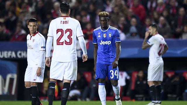 Juventus, Higuain si ferma: non convocato per Sivi