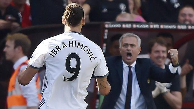"""Mourinho : """"Pour Ibra, tout est ouvert"""""""