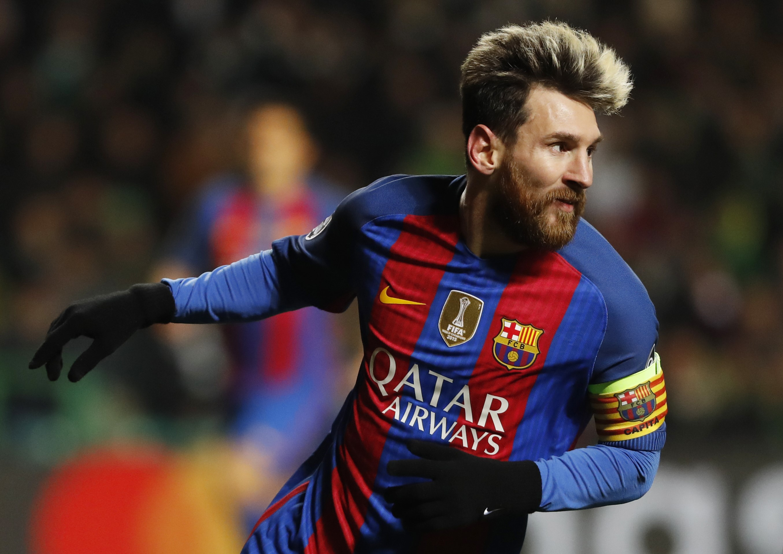 Месси стал первым футболистом, забившим 100 голов в интернациональных клубных турнирах