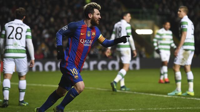 Mission accomplie pour le Barça, City cale au mauvais moment