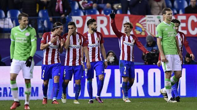 L'Atlético peut dire merci à ses Français