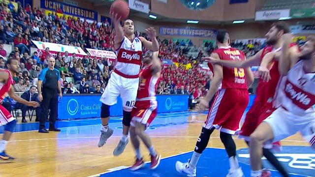 Eurocup highlights: Ucam Murcia v Bayern Munich