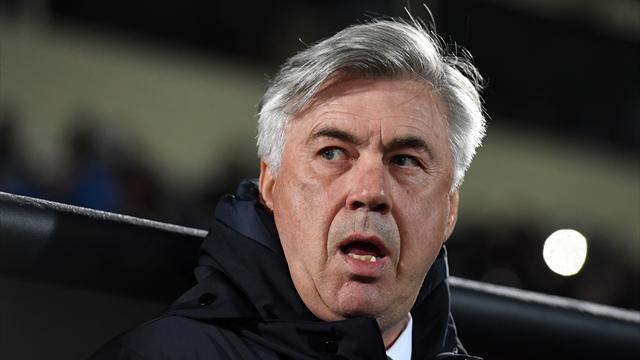 Ancelotti : «L'Atlético ? L'une des meilleures équipes d'Europe»
