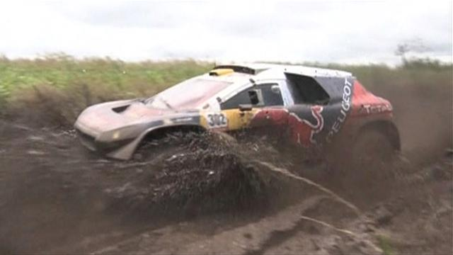 The 2017 route of Dakar Rally announced