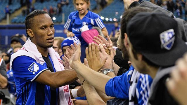 Avec les adieux de Gerrard, Lampard et Drogba, la MLS a tourné la page des légendes