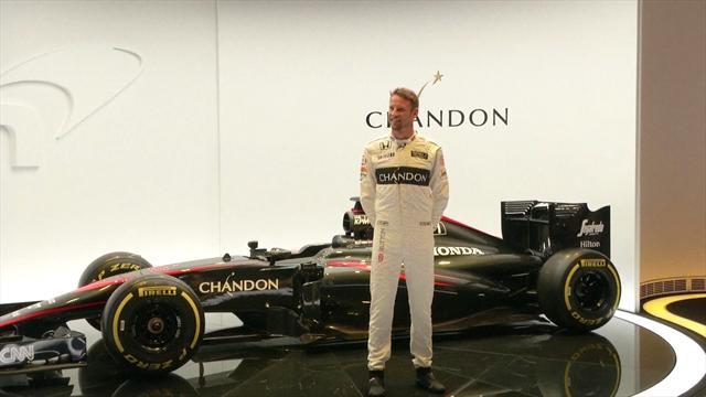 McLaren подтвердил возвращение Баттона в «Формулу-1» на один этап