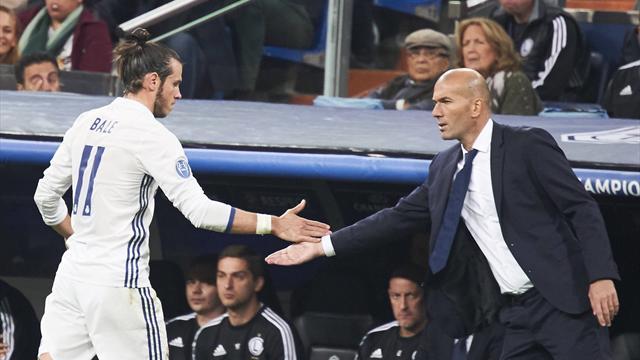 """Zidane pide paciencia: """"Queremos que Bale haga más, ojalá meta dos goles y cambiemos la dinámica"""""""
