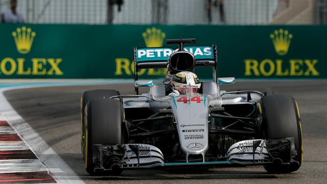 Libres 2 : Hamilton garde l'avantage sur Rosberg