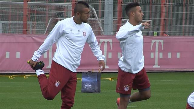 Struggling Bayern Munich desperate to reverse slide