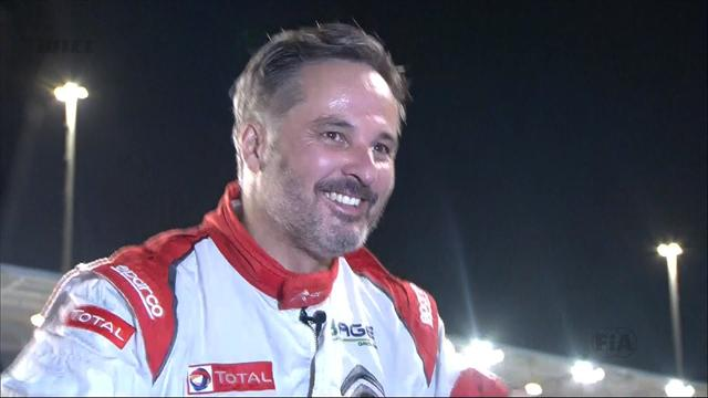 Joy for Tarquini, despair for Monteiro in final round