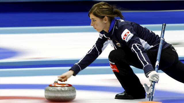 Scotland bounce back to claim European curling bronze