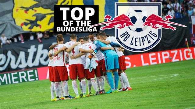 Even more amazing than Leicester? Bundesliga table-toppers RB Leipzig