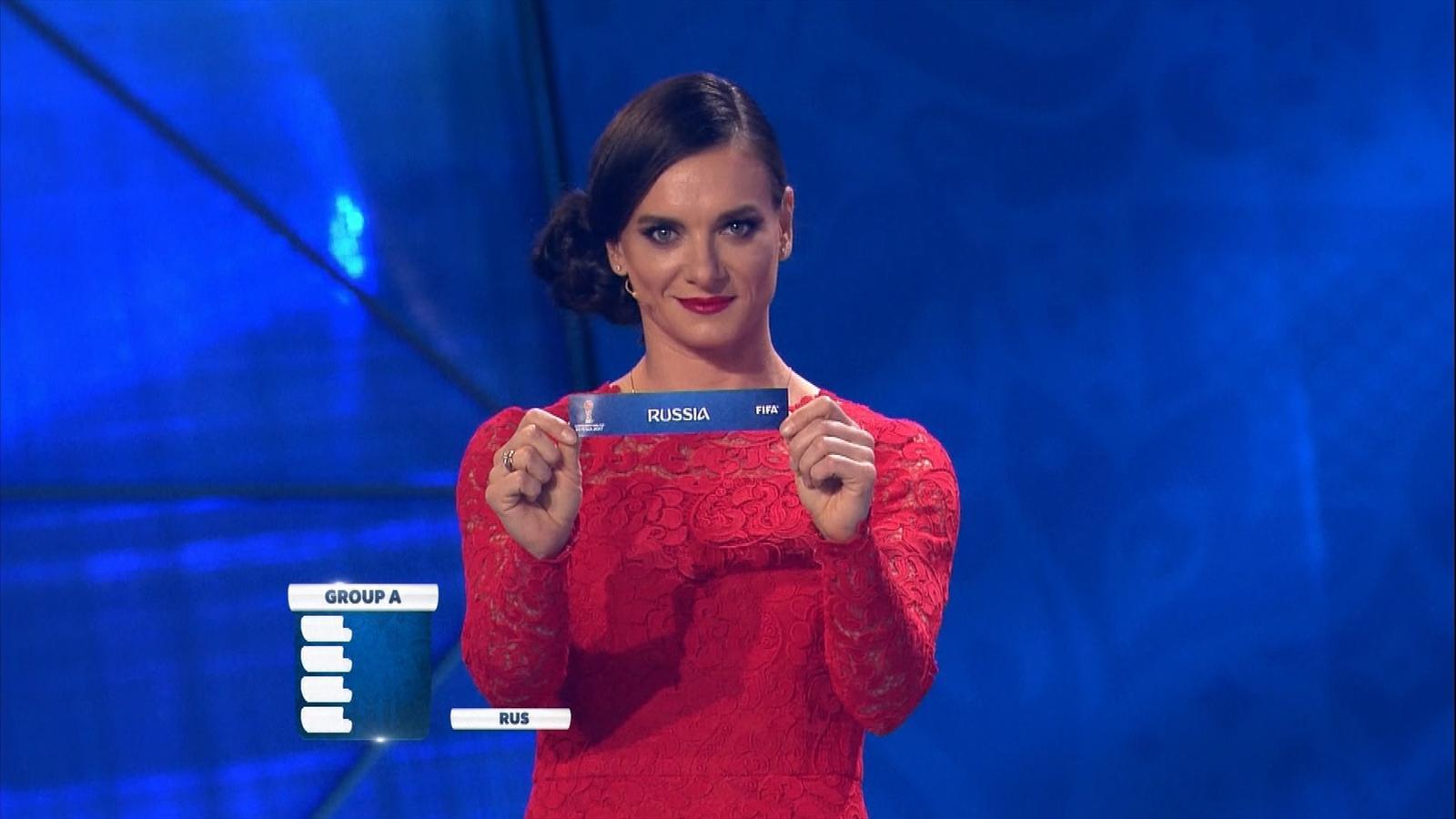 D nde televisan el sorteo del mundial 2018 de rusia hoy for Televisan el madrid hoy