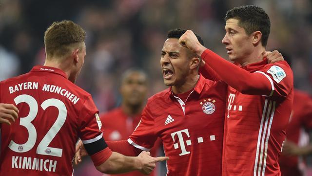 FRÜHSTÜCK: FC Bayern in Mainz gefordert, Bamberg-Thriller ohne Happy End