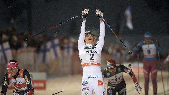 Nilsson and Ustiugov enjoy victories as 11th Tour de Ski gets underway