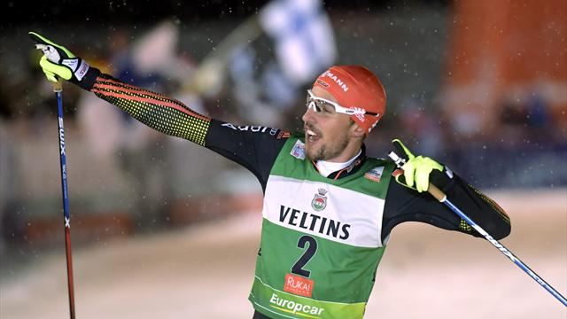 Rydzek skis to comfortable victory in first Nordic Combined event of season