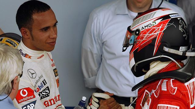 """Rosberg peut avoir peur : dix pilotes ont déjà perduen """"finale"""" un titre qui leur était promis"""