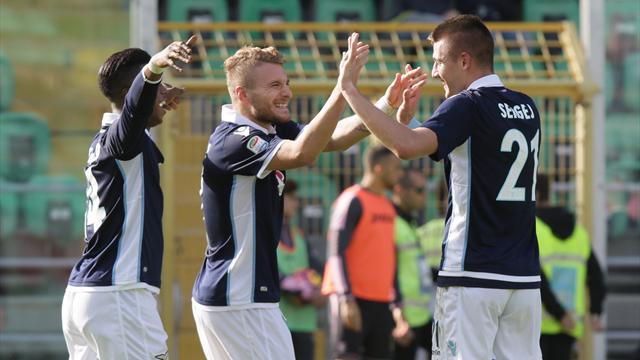 Lazio-Palermo: probabili formazioni e statistiche