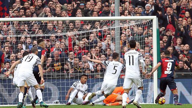 Juventus-Genoa: probabili formazioni e statistiche