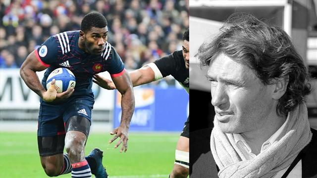 """Hueber : """"Les Bleus ne veulent plus passer pour des moins que rien du rugby mondial"""""""