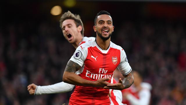 Wenger s'inquiète pour Giroud — Arsenal