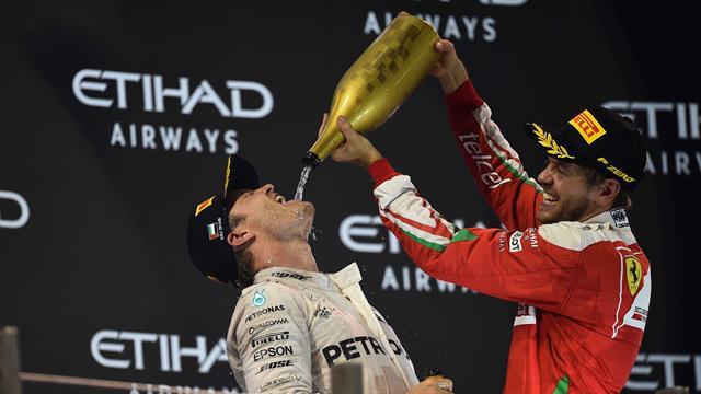 """Rosberg : """"Cette course était pire que l'enfer"""""""