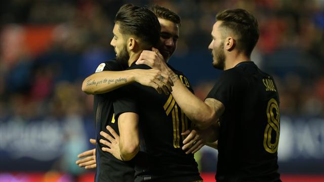 Guijuelo-Atlético de Madrid: Sigue el partido en directo