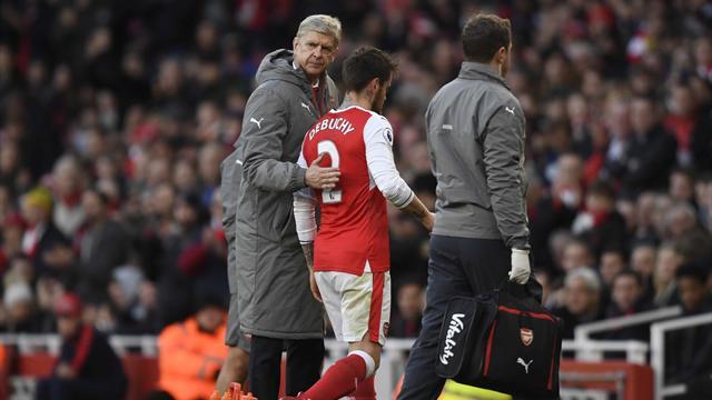 Wenger : «Debuchy pense que c'est sérieux»