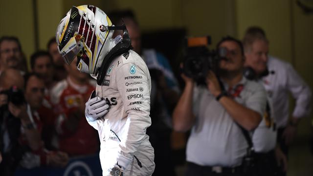 """""""Je m'en fous, je suis en train de perdre le titre"""" : Hamilton a (vraiment) tout tenté"""
