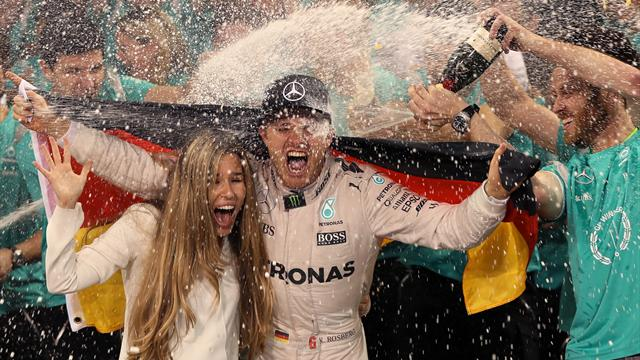 Bonus-malus : Rosberg champion, Hamilton polémique, Mercedes historique