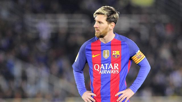Messi offered astonishing '£500m-a-year deal' to move to China