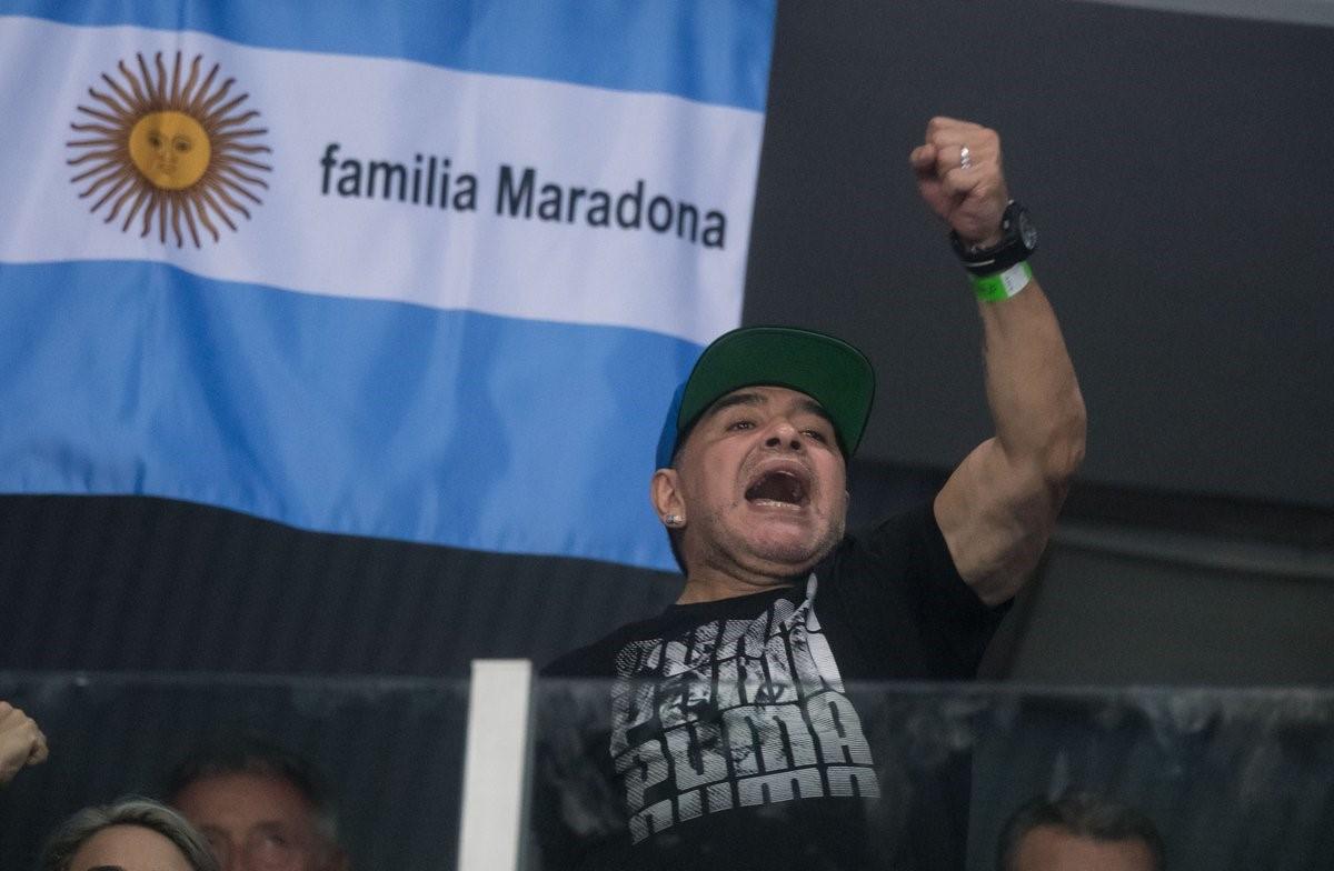 Диего Армандо Марадона