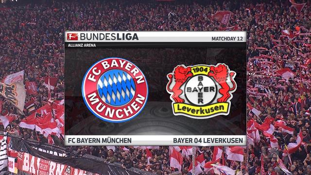 Bayern Munich get back to winning ways by beating Bayer Leverkusen