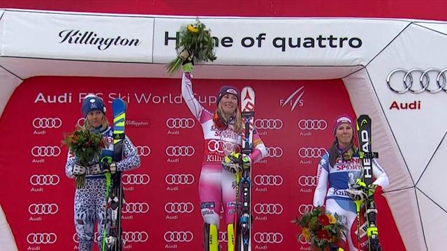 Slalom queen Shiffrin remains unbeaten this season