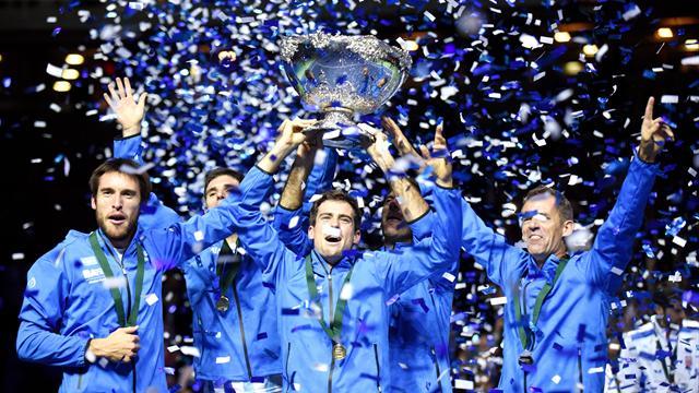 ROLEX MINUTE: Argentina beat Croatia to clinch maiden Davis Cup title