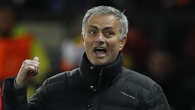 Mourinho returns to dugout as United eye EFL Cup semi-finals