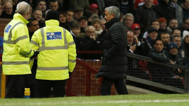 Mourinho'ya men