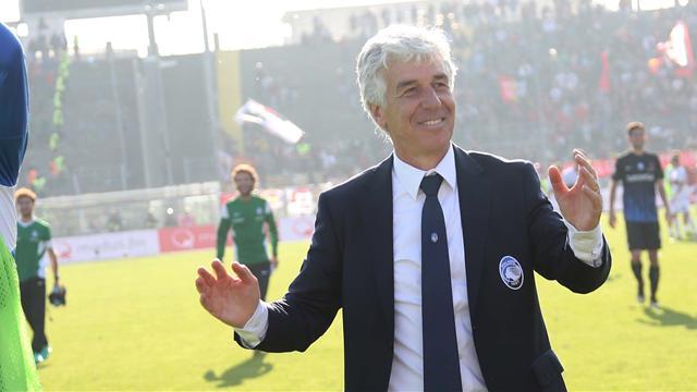 """Gasperini: """"Borussia avversario importante, che meraviglia i nostri tifosi a Dortmund"""""""
